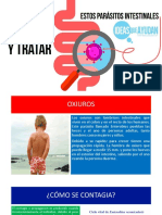 para curar oxiuros cervical cancer symptoms and signs