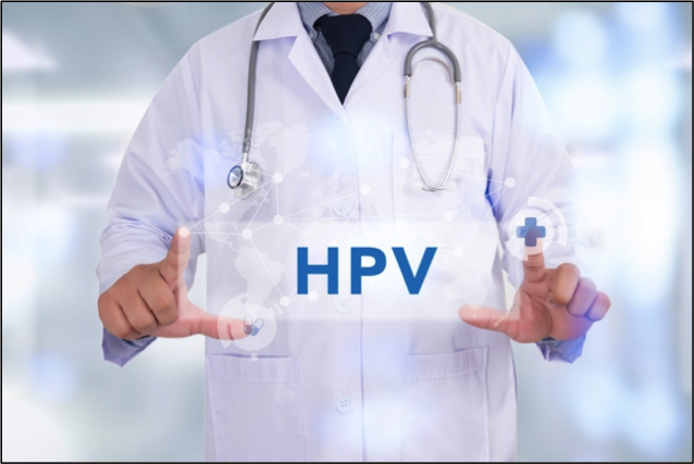 high risk human papilloma does hpv vaccine cause cervical cancer