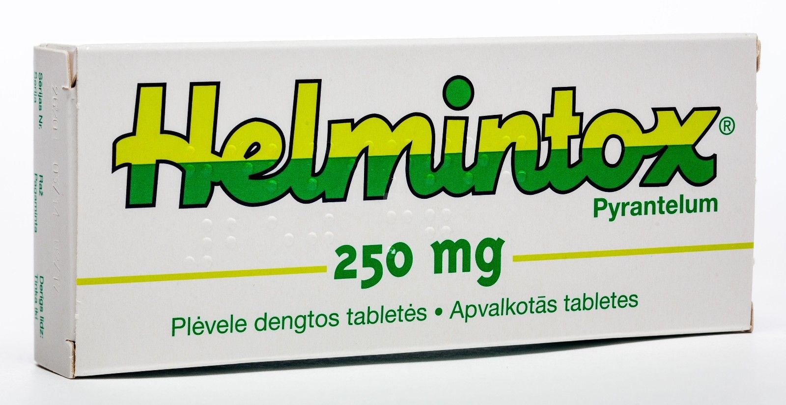 helmintox used to treat