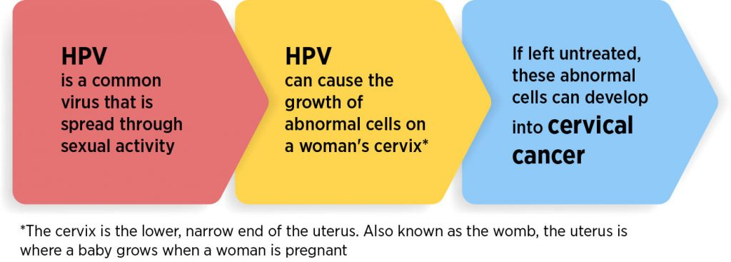 causes of hpv cervical cancer hpv virus and colposcopy