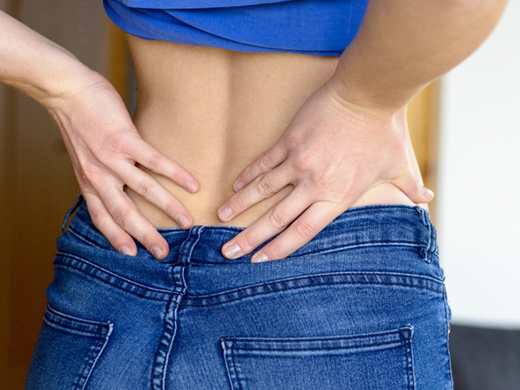 rectal cancer lower back pain