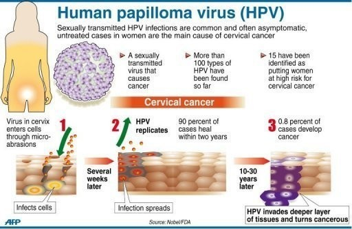 which hpv strains cause cervical cancer