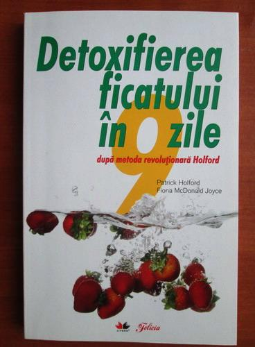 detoxifiere ficatului in 9 zile cancer colorectal msi