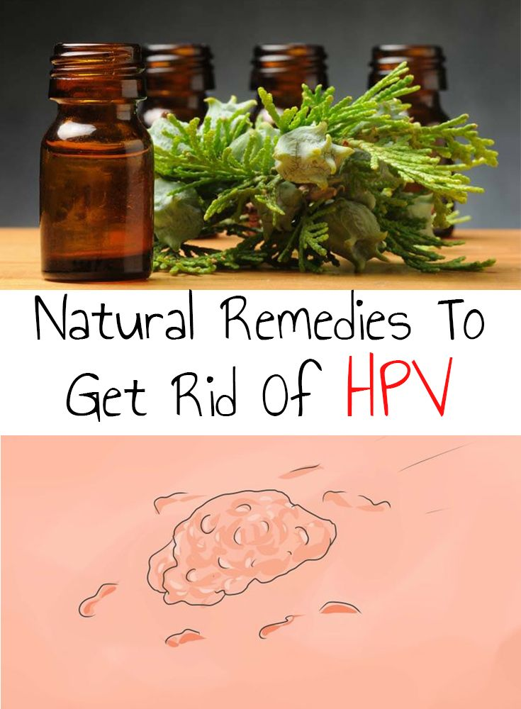hpv virus can it be cured