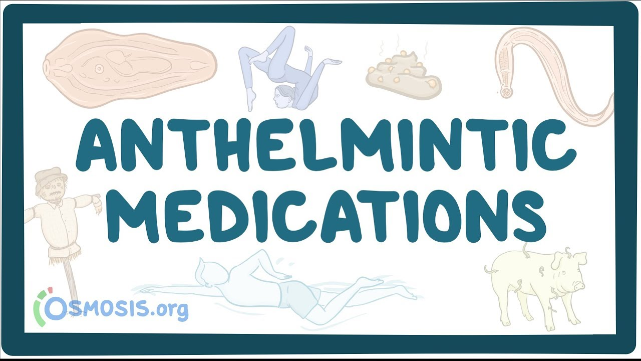 definition to anthelmintic benign cancer and endometriosis